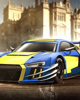 Audi R8 Wolverine