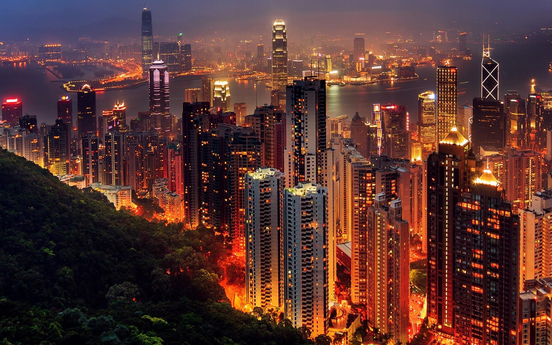 Free Hong Kong phone wallpaper by sina221988