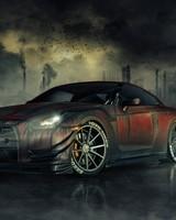 Nissan GTR R35 Zombie Killer