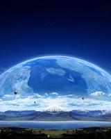 Air Balloon Planet