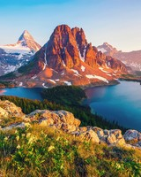 Columbia Lake Canada