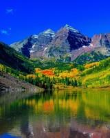 Maroon Bells Peaks Colorado