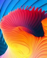 Fluid Spiral Waves