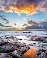 Sunset Maui Hawaiian Island