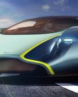 Aston Martin DP 100 Vision Gran Turismo wallpaper 1