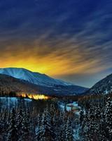 Alaska Winter Nights