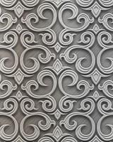 Wavy Metal Texture