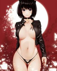 Anime Girl Kawaii Ecchi