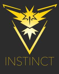Pokémom GO Team Instinct