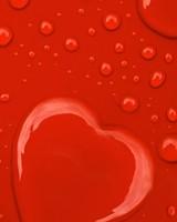 Heart Shape Drop
