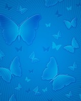 Butterflies Texture