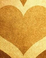 Brown Heart Texture
