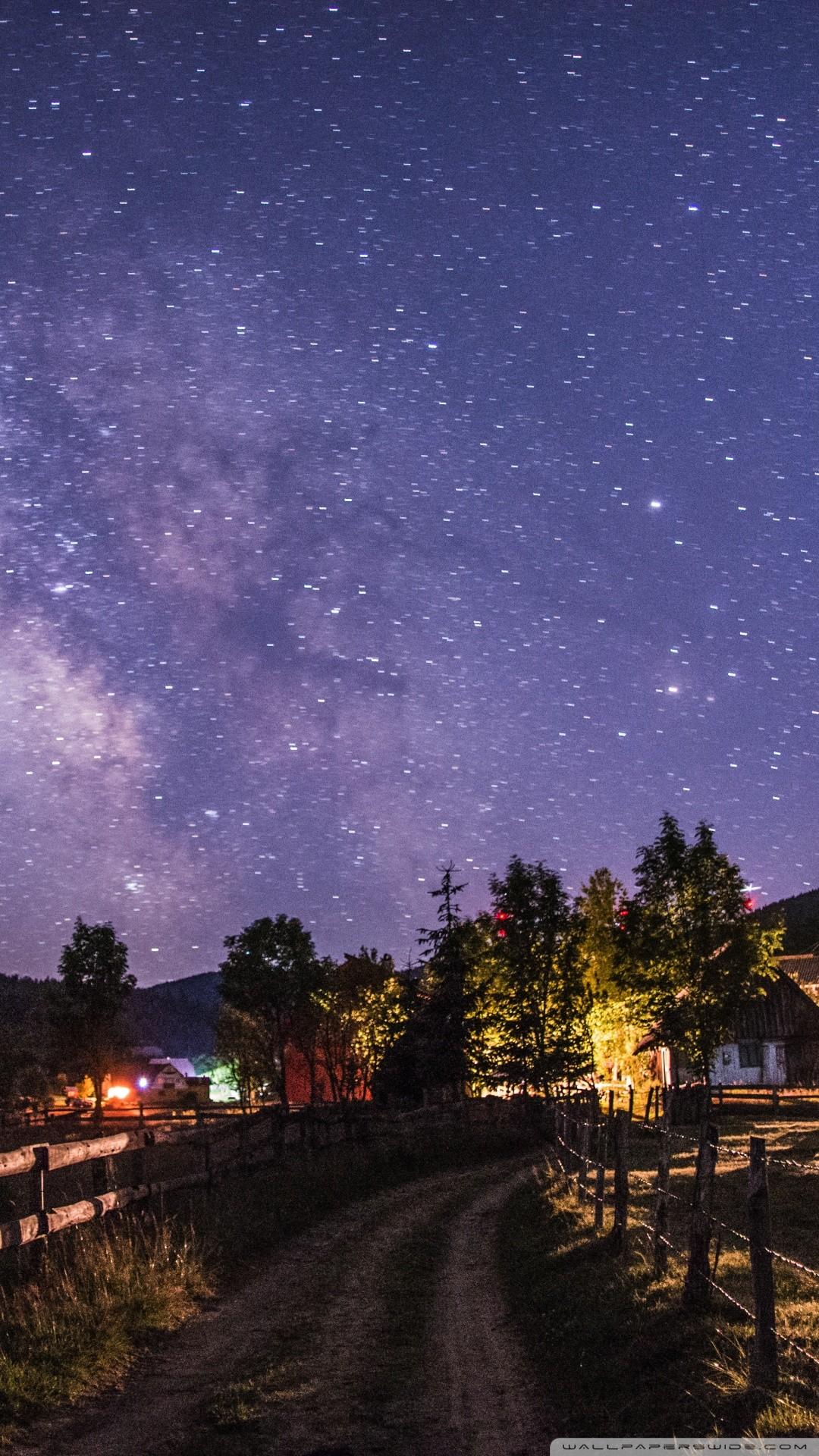 Free Milky Way phone wallpaper by rockerboy63