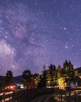 Milky Way wallpaper 1
