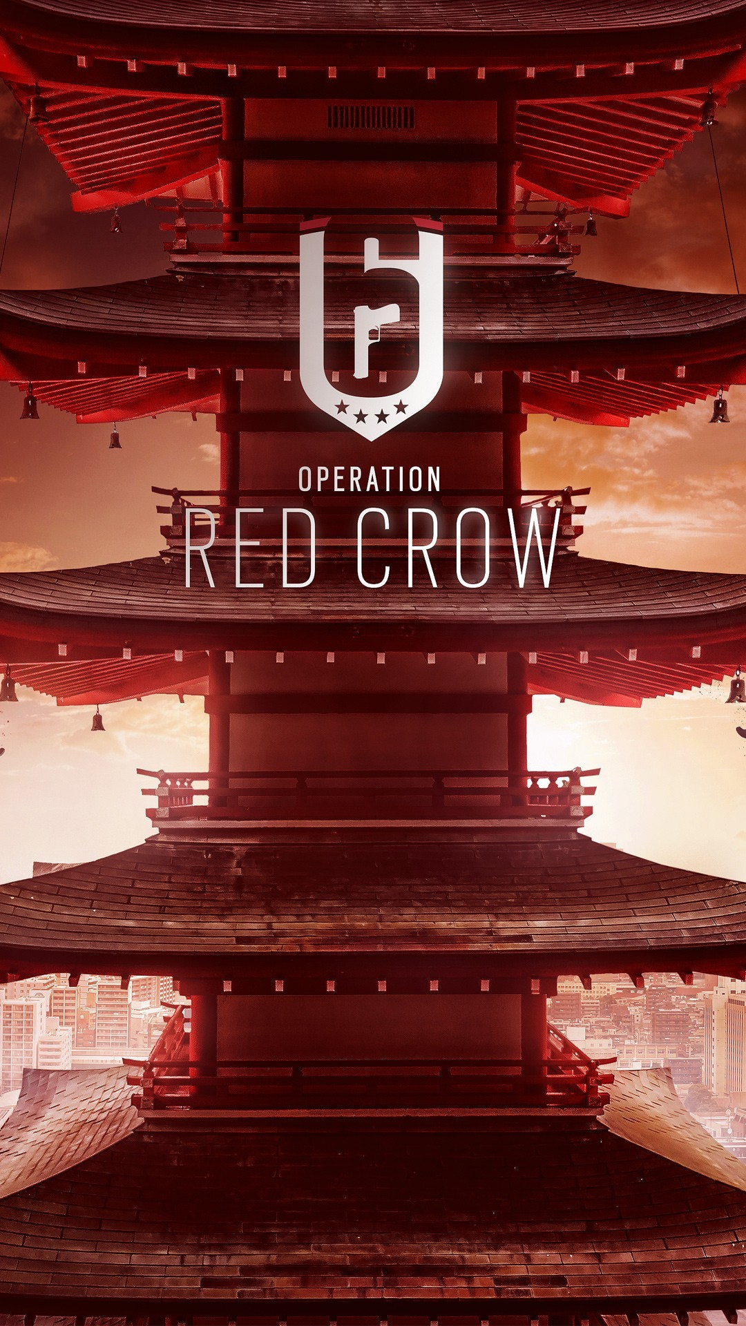 Free Tom Clancys Rainbow Six Siege Operation Red Crow phone wallpaper by clizhawaii