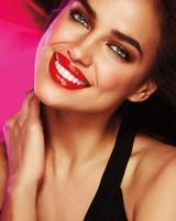 Irina Shayk Avon Makeup