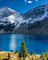 Mountain Landscape, Blue Lake