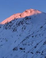 Stob Coire Sgreamhac mountain, Scotland