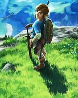 The Legend of Zelda Breath of the Wild wallpaper 1