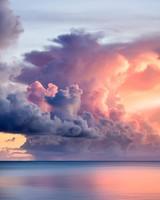 Sunset Clouds, Guam