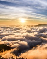 Sea of Clouds, Hehuanshan Mountain