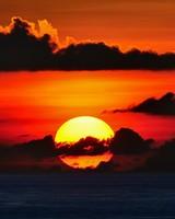 Red Sky, Big Sun