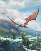 RuneScape Temple Knight, Dragon
