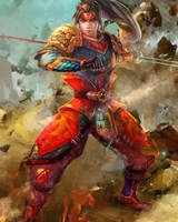 Knights of Valour Zhao Yun