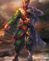 Knights of Valour Guan Yu