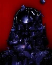 Darth Vader-STAR WARS SAGA-Tsuneo Sanda