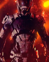 Mass Effect Andromeda Soldier