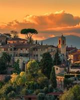 Tuscany Italy Villages