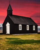 Black Church, Iceland