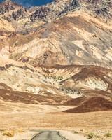 The Desert Route to California