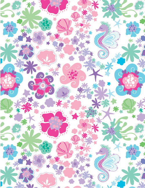 Free Pastel Flowers phone wallpaper by kitty_baby12