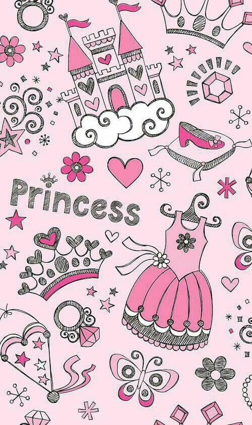 Free Princess  phone wallpaper by kitty_baby12