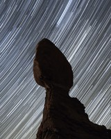 Balanced Rock Star Trail