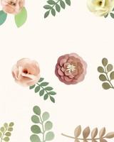 Pastel Floral Background