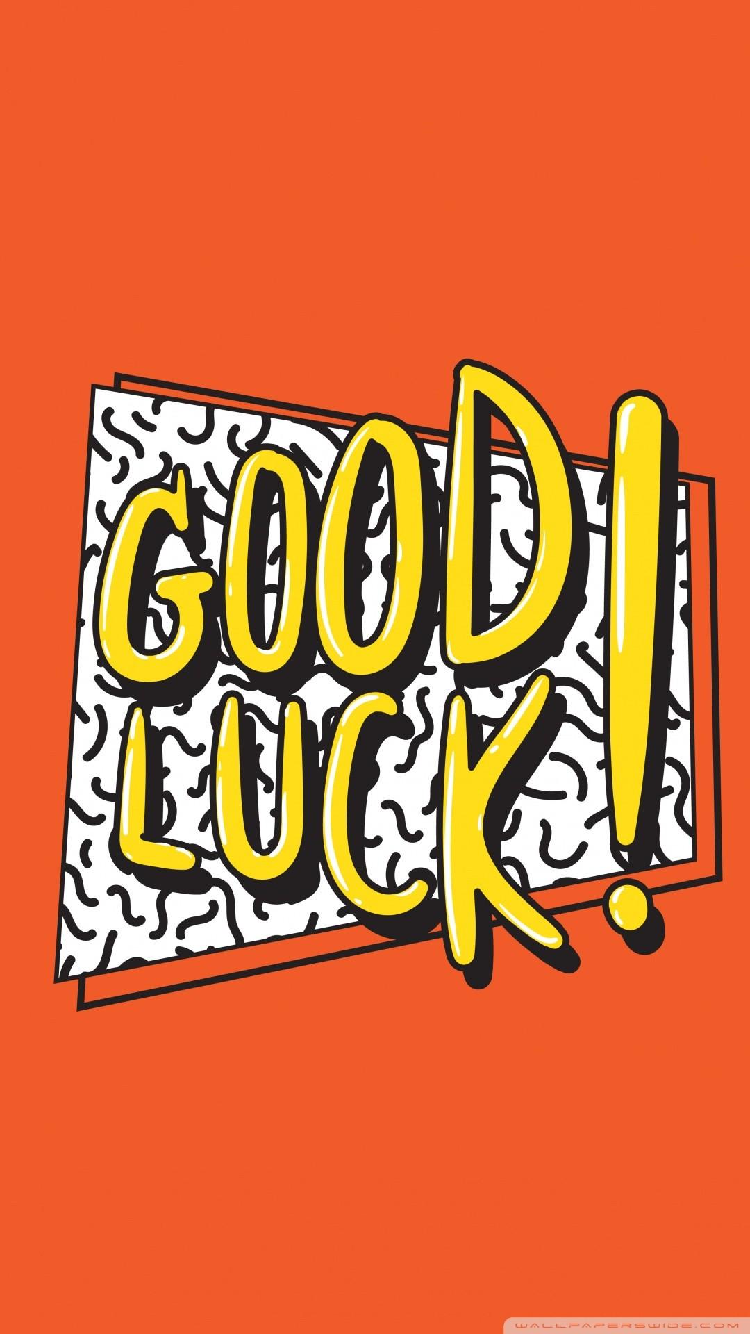 Free Good Luck phone wallpaper by luvmykids0114