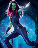 Gamora Guardians of the Galaxy Vol 2