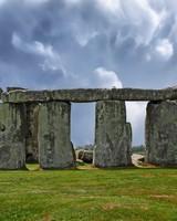 Stonehenge Historical landmark in England