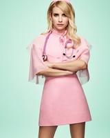Emma Roberts as Chanel Oberlin Scream Queens