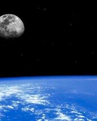 tetap bertambah tua hidup luar angkasa earth space..jpg wallpaper 1
