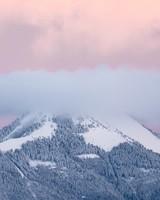 Mountains and Clouds, La croisette, La muraz, France