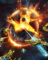 Starpoint Gemini Warlords SPGW 2017 video game