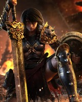 Smite video game, Bellona