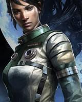 Prey game Morgan Yu Female