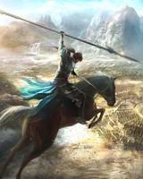 Dynasty Warriors 9 Key Art