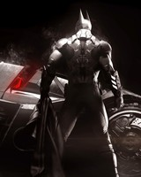 Batman Arkham Knight, Batmobile, Video Game wallpaper 1