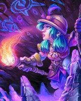 Hearthstone Heroes of Warcraft Arcanologist